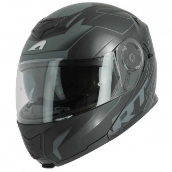 Casque Klapp Astone RT 1200 Works Black Metal Blue