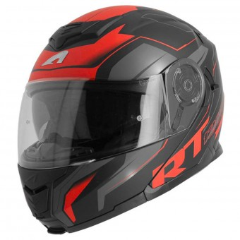 Casque Klapp Astone RT 1200 Works Matt Black Red