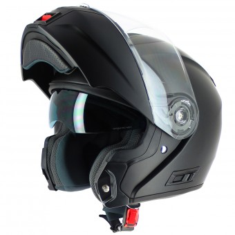 Casque Klapp UBIKE Road Abs Matt Black