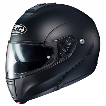 Casque Klapp HJC C90 Semi Flat Black