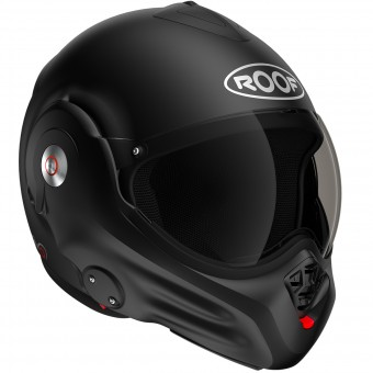 Casque Klapp Roof Desmo Matt Black 3e Generation