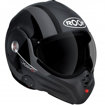 Casque Klapp Roof Desmo Ram Matt Titan Black