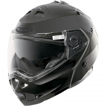 Casque Klapp Caberg Duke II Smart Black