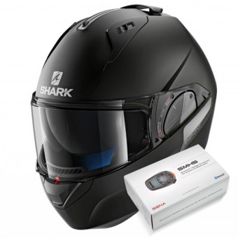 Casque Klapp Shark Evo-One 2 Blank Mat KMA