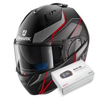 Casque Klapp Shark Evo-One 2 Krono Mat KAR