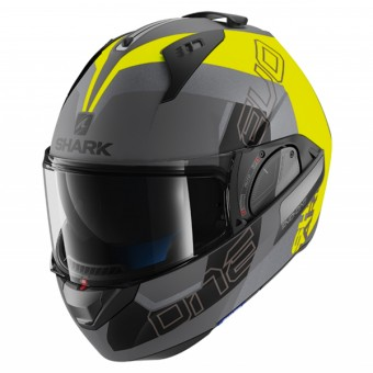 Casque Klapp Shark Evo-One 2 Slasher Mat AYK