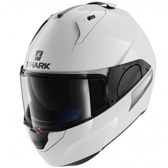 Casque Klapp Shark Evo-One Blank WHU