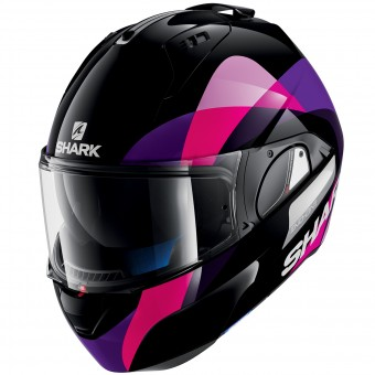 Casque Klapp Shark Evo-One Priya KVV