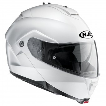 Casque Klapp HJC IS-MAX II Weiß