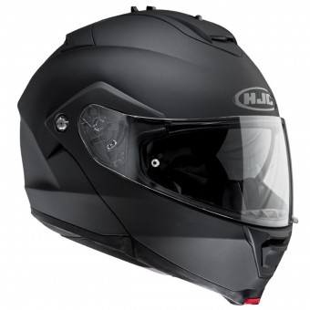 Casque Klapp HJC IS-MAX II Schwarz Matt