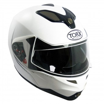 Casque Klapp Torx Neil White