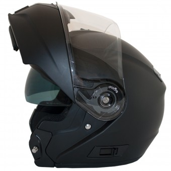 Casque Klapp LEM Openit Matt Black