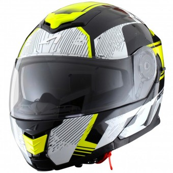 Casque Klapp Astone RT 1200 Vip Yellow Fluo