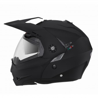 Casque Klapp Caberg Tourmax Matt Black