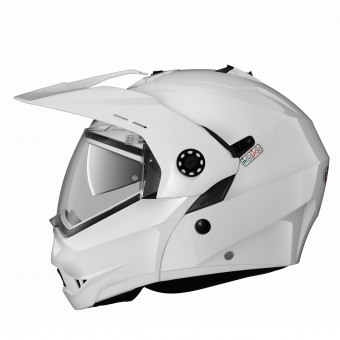 Casque Klapp Caberg Tourmax White