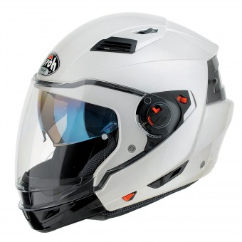 Casque System Airoh Executive Weiß