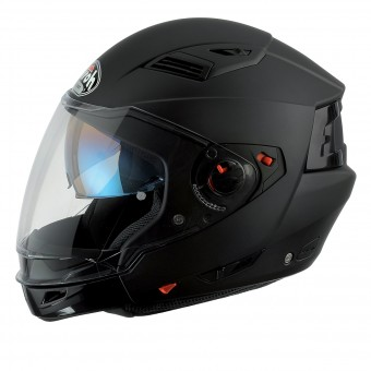 Casque System Airoh Executive Schwarz Matt