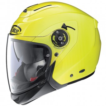 Casque System X-lite X-403 Hi-Visibility N-Com Fluo Yellow 9