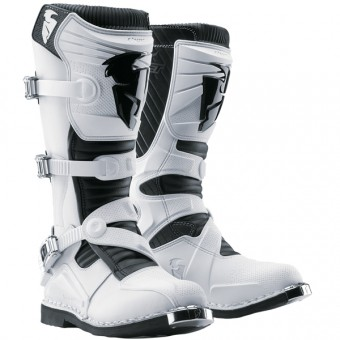 Cross Stiefel Thor Ratchet White