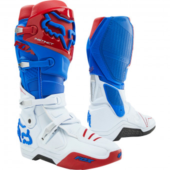 Cross Stiefel FOX Instinct Boot Blue Red