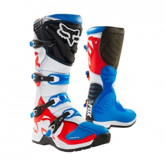 Cross Stiefel FOX Comp 5 Blue Red