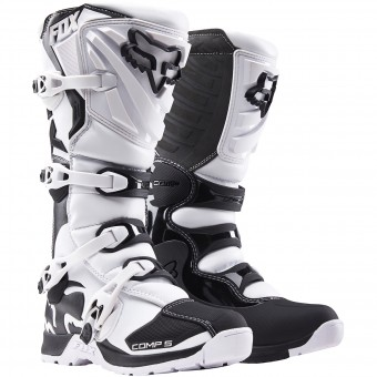 Cross Stiefel FOX Comp 5 White (008)