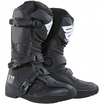 Cross Stiefel SHOT K11 Black - Kinder