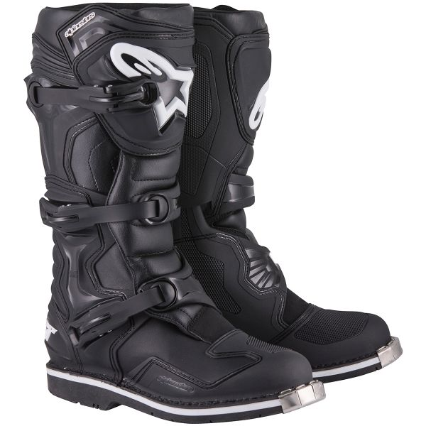 Cross Stiefel Alpinestars Tech 1 Black