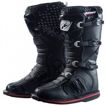 Cross Stiefel Kenny Track Black Boots