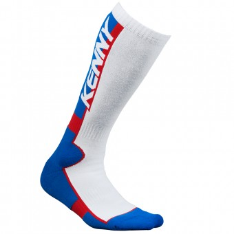 Cross Socken Kenny MX Tech Blue White Red