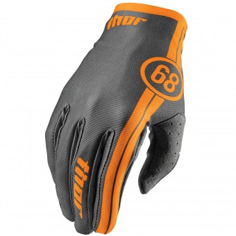 Cross Handschuhe Thor Void Course Charcoal - Kinder