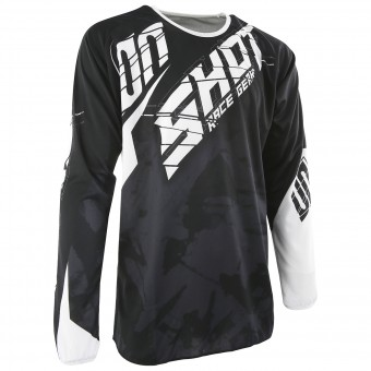 Cross Trikot SHOT Devo Squad Black