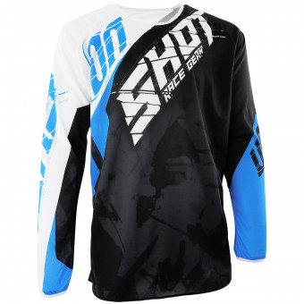 Cross Trikot SHOT Devo Squad Blue