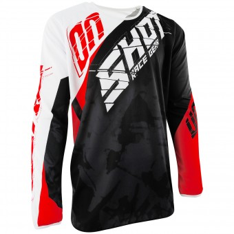 Cross Trikot SHOT Devo Squad Red