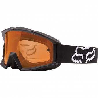 Crossbrille FOX Main Enduro Matt Black