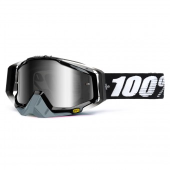 Crossbrille 100% Racecraft Abyss Black