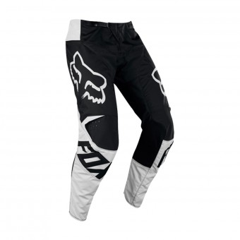 Cross Hose FOX 180 Race Black White Pant 001