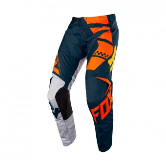 Cross Hose FOX 180 Sayak Orange Pant 008