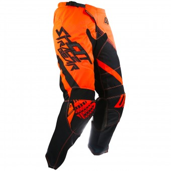 Cross Hose SHOT Contact Claw Neon Orange Pant
