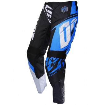 Cross Hose SHOT Devo Fast Blue Pant - Kinder