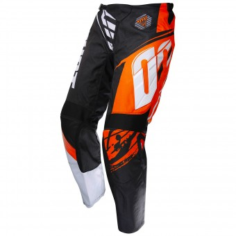Cross Hose SHOT Devo Fast Orange Pant - Kinder