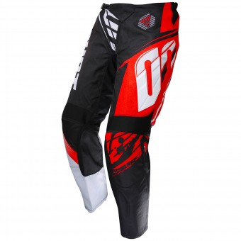 Cross Hose SHOT Devo Fast Red Pant - Kinder
