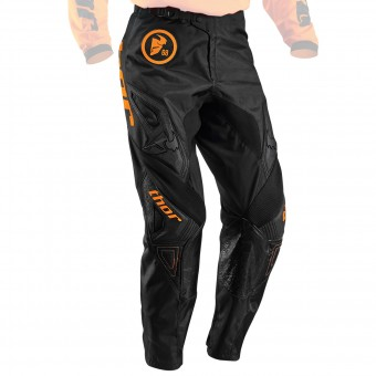 Cross Hose Thor Phase Gasket Flo Orange Pant - Kinder