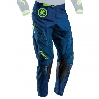 Cross Hose Thor Phase Gasket Navy Lime Pant - Kinder