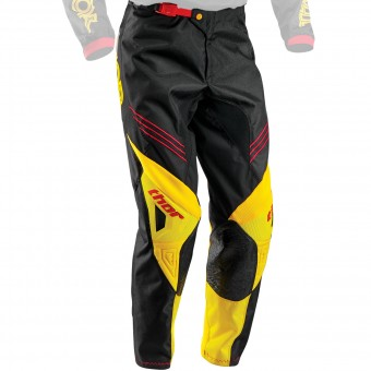 Cross Hose Thor Phase Hyperion Black Yellow Pant