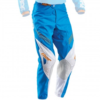 Cross Hose Thor Phase Hyperion Blue White Pant