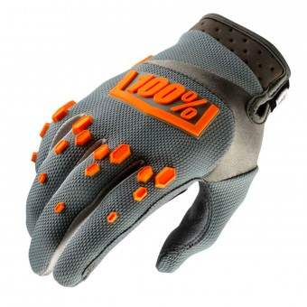Cross Handschuhe 100% Airmatic Grey