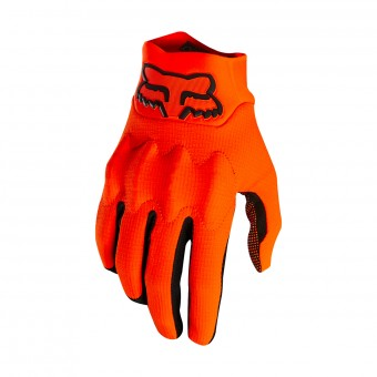 Cross Handschuhe FOX Bomber Light Orange 009