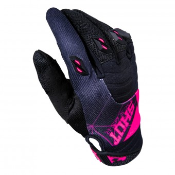 Cross Handschuhe SHOT Contact Infinite Pink