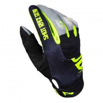 Cross Handschuhe SHOT Contact Venom Grey